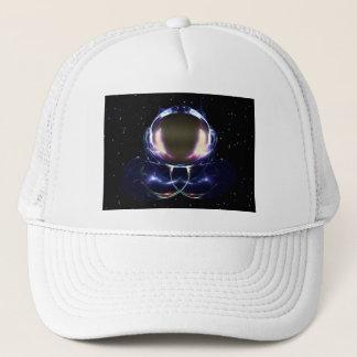 Fraktal-Astronaut Truckerkappe