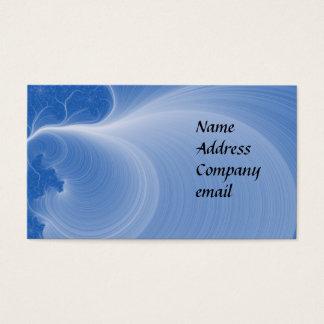 Fraktal bizcard visitenkarte
