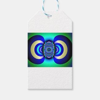 Fraktal-drittes Augen-Fantasie Digital Geschenkanhänger