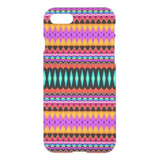 Fraktal-Fiesta-helle Farben iPhone 8/7 Hülle