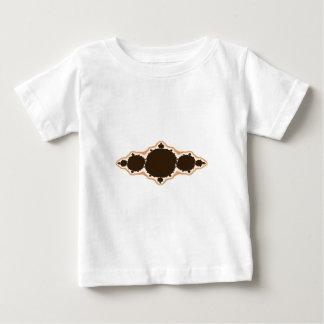Fraktal Julia Juliamenge mandelbrot set Baby T-shirt