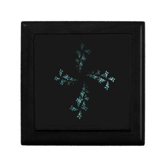 Fraktal-Kreuz Geschenkbox