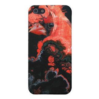Fraktal-Kunst 1A iPhone 5 Etui