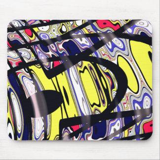 Fraktal-Kunst Fr17 Mousepad