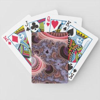 Fraktal Mandelbrot neue Welt Bicycle Spielkarten
