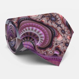 Fraktal Mandelbrot neue Welt Krawatte