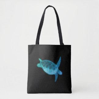 Fraktal-Seeschildkröte Tasche