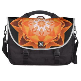 Fraktal Stardust Orange Notebook Taschen
