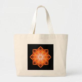 Fraktal Stardust Orange Tasche