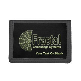 Fraktal-Tarnungs-Systems-Logo