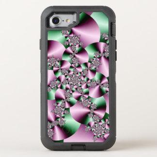 Fraktale in den Fraktalen OtterBox Defender iPhone 8/7 Hülle