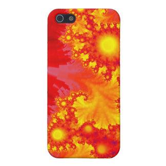 Fraktale Pern 4 Gehäuse iPhone 5 Case