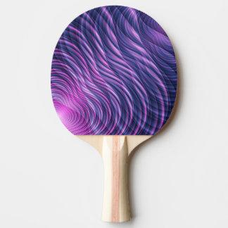 Fraktalwellen Tischtennis Schläger