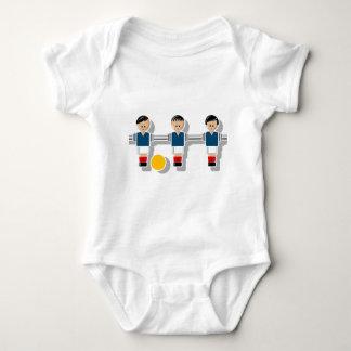 France foosball baby strampler