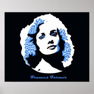 Frances-Bauers-Plakat Poster