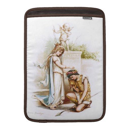 Frances Brundage: Prinzessin Thaisa und Pericles Sleeves Fürs MacBook Air