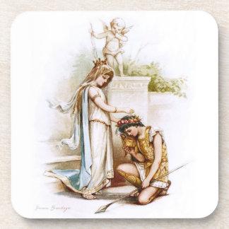 Frances Brundage: Prinzessin Thaisa und Pericles Getränk Untersetzer