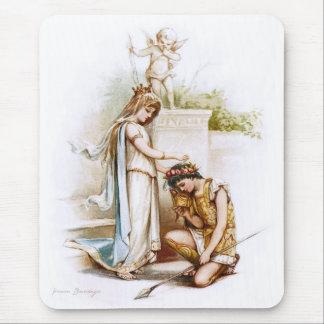 Frances Brundage: Prinzessin Thaisa und Pericles Mauspad