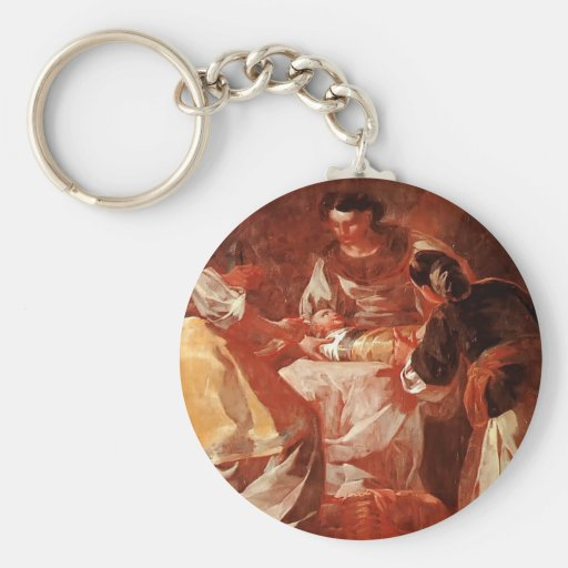 Francisco Goya: Geburt der Jungfrau Schlüsselband