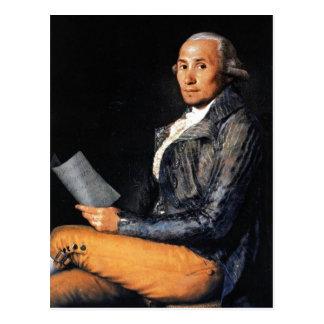 Francisco Goya, Sebasti? n-Handelszentrum? nez Postkarte