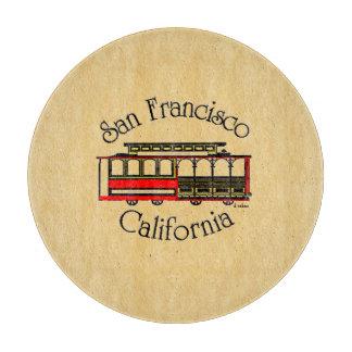 Francisco-Vintage Drahtseilbahn Sans
