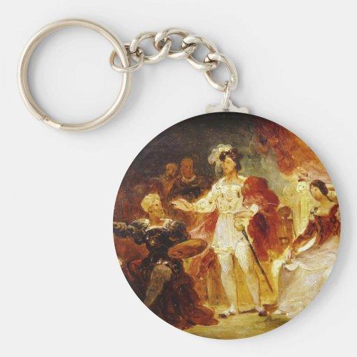 Francois die Ist, Rosso durch Jean Fragonard Schlüsselanhänger