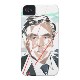 François Fillon vor Penelope verdirbt iPhone 4 Case-Mate Hülle