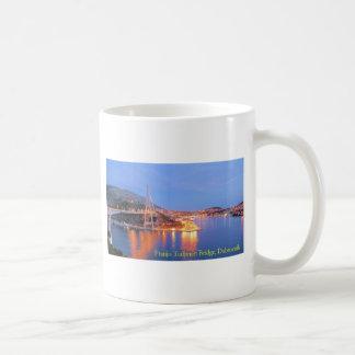 Franjo Tudjman Brücke 1 Kaffeetasse