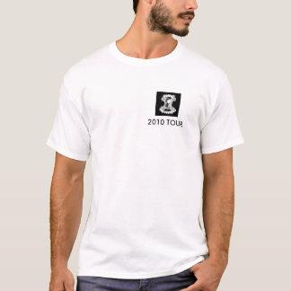 FRANK-BENACHTEILIGT-LOGO-SCHWARZE MANN-' T-Shirt