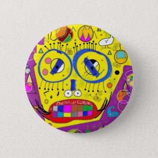 Frank Fargo 3 Runder Button 5,7 Cm
