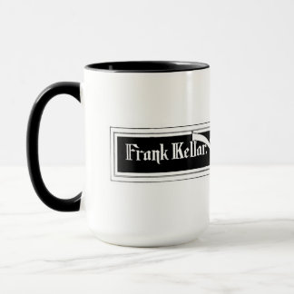Frank Kellar Bier Tasse