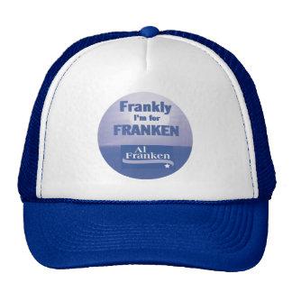 FRANKEN Mangan-Hut Retrokappen