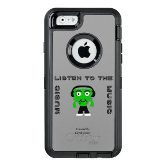 FrankenCheese hören zum Musik iPhone 6/6s Fall OtterBox iPhone 6/6s Hülle