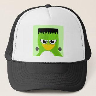 Frankenstein Pinguin Truckerkappe