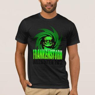 FRANKENSTORM (Hurrikan Sandy) Halloween 2012 T-Shirt