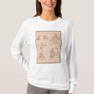 Frankfort, Clinton Co mit Tipton T-Shirt