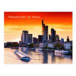 Frankfurt 001D Postkarten