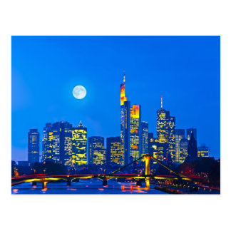 Frankfurt 003A Postkarten