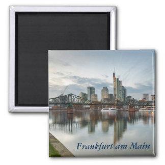 Frankfurt am Main Quadratischer Magnet