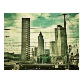 Frankfurt, Deutschland Postkarten