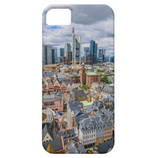 Frankfurt-Skyline Etui Fürs iPhone 5