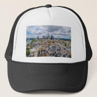 Frankfurt-Skyline Truckerkappe