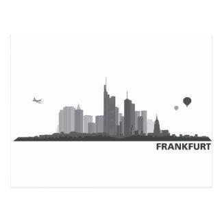 Frankfurter Geschenkideen Postkarte