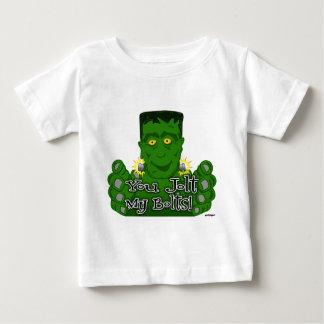 Frankie rütteln Sie meine Bolzen auf! Baby T-shirt