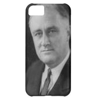 Franklin D Roosevelt iPhone 5C Hülle