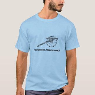 Franklin, TN - Kampf von Franklin-T - Shirt