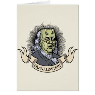 Franklinstein Karte