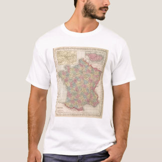 Frankreich 10 T-Shirt