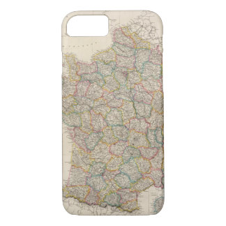 Frankreich 24 iPhone 8/7 hülle