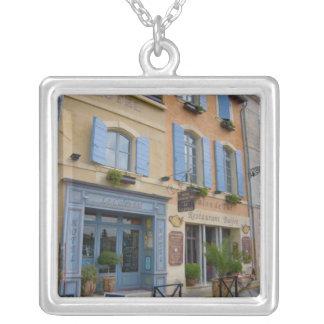 Frankreich, Arles, Provence, Hotel und Restaurant Versilberte Kette